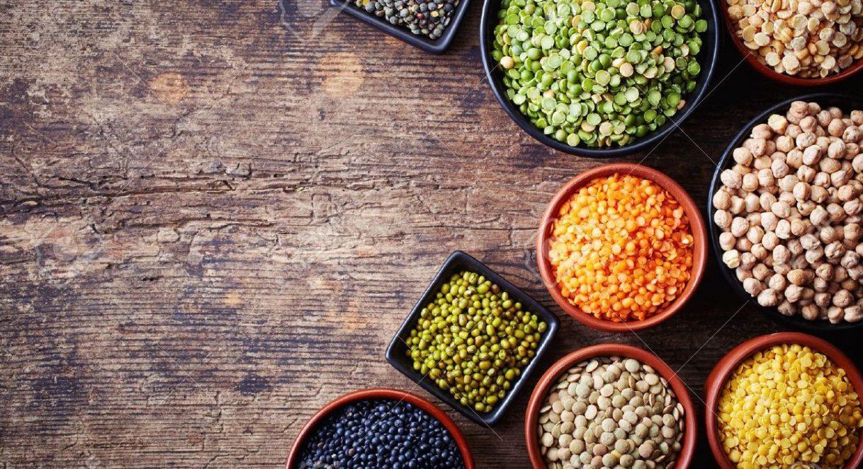 Organic & Regular Bulk Food